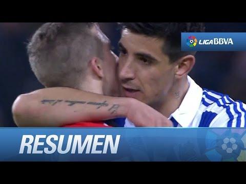 Resumen de Athletic Club (0-1) Real Sociedad видео