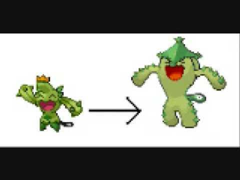 Pokemon evolution 2 team 39 s idea - Evolution tortipouss ...