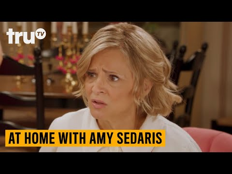 At Home with Amy Sedaris - Amy Suffers Crafter's Block | truTV