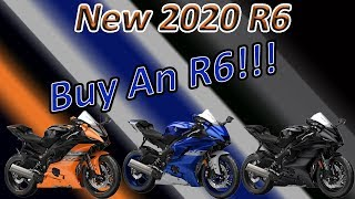 9. Why You SHOULD Buy A Yamaha R6 (Even The 2020)