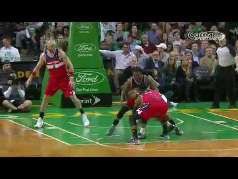 NBA - Download NBA Game Time http://www.nba.com/mobile Count down the top ten plays from the last night of the 2013-2014 regular season. Visit nba.com/video for mo...