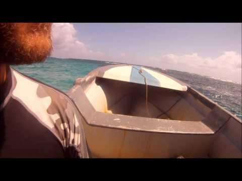 derek walborn - Highlight clips of diving with Derek's Place, Little Corn Island, Nicaragua. Put to instrumental by Brian MacMillan. Shot entirely with a Go-Pro HD. With a c...