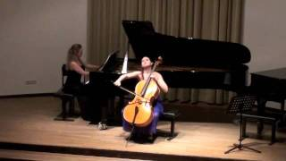 Vashti Hunter - Cellist YouTube video