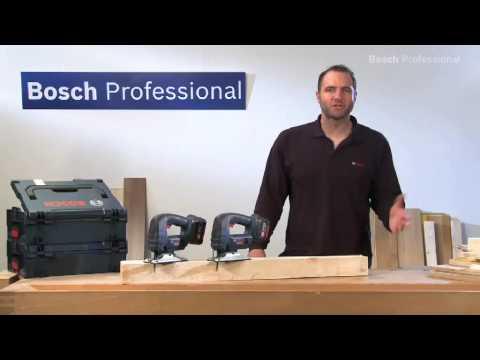 Bosch clic go Akkustichsäge GST 18 V-LI