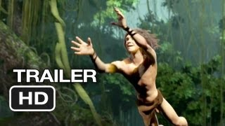 Tarzan Official Trailer #1 (2013) - Motion Capture Movie HD - YouTube