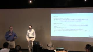 Boot 2 Gecko with Andreas Gal at Bay Area Mobile Meetup