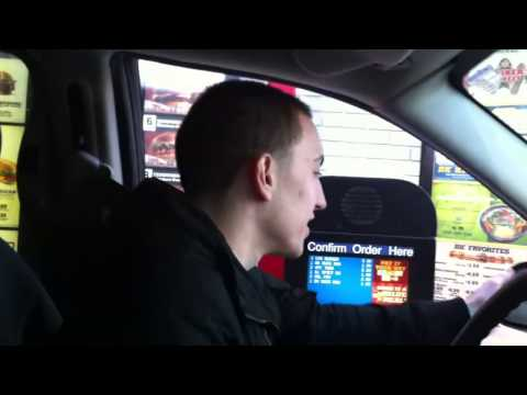 Elmo voice Drive Thru Prank