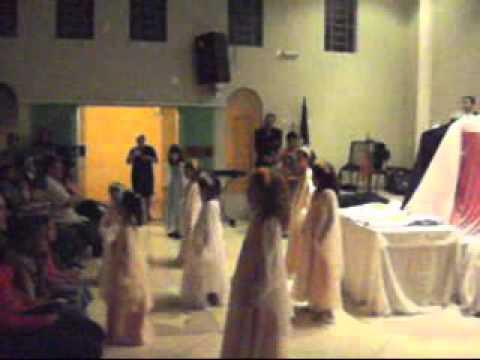 coreografia infantil. IEQ de Imbau-pr