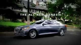 2015 Hyundai Genesis -Super Bowl Commercial- 'Dad's Sixth Sense'