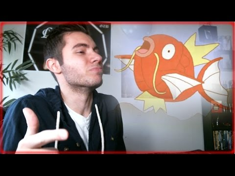 Video The Magikarp Song REACTION! (Burning a Water Type!) download in MP3, 3GP, MP4, WEBM, AVI, FLV January 2017