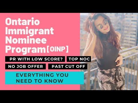ONTARIO IMMIGRANT NOMINEE PROGRAM | Ontario PNP | OINP | Canada Stories