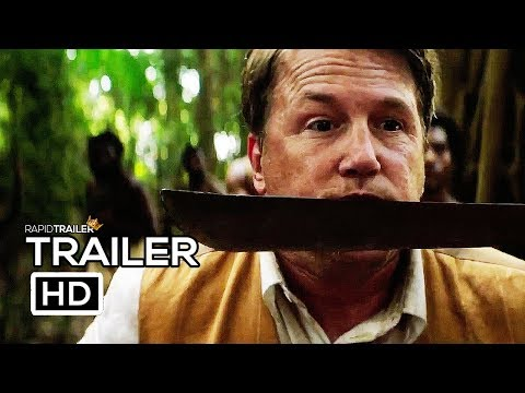 IN LIKE FLYNN Official Trailer (2018) Action Movie HD