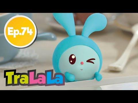 BabyRiki - Vaporașe (Ep. 74) Desene animate   TraLaLa