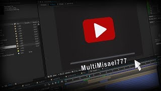 ============================================================================Mais um projeto no After Effects seguindo os tutorias do Pedro Aquino FX, dessa vez é a Vinheta Intro YouTube Flat Design com Transição.Video Tutorial: https://youtu.be/obpcu1gD9JM============================================================================