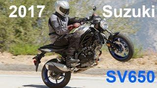 8. Suzuki SV650 First Test by MotorcycleTV