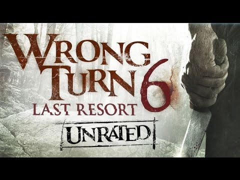 Kill count - WRONG TURN 6 LAST RESORT (2014)