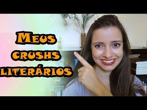 10 CRUSHS LITERÁRIOS | Sonho Lindo de um Leitor #78
