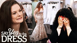 Video Mother Tries to Dissuade Bride From Getting a Gold Dress | Say Yes To The Dress UK MP3, 3GP, MP4, WEBM, AVI, FLV Juli 2019