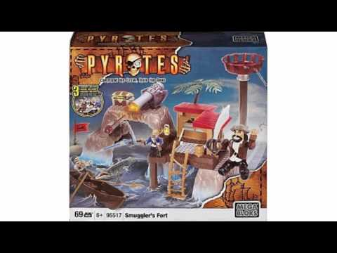 Video YouTube video ad for the Pyrates Island Playset