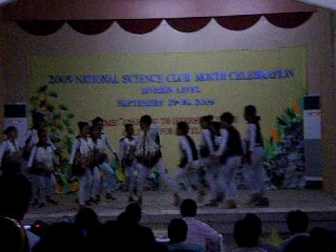 2009 National Science Club(sci-awit) Grand Champion Lapaz National High School