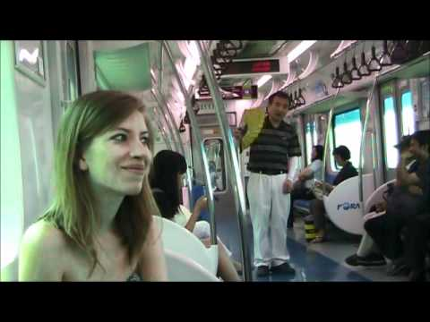 VIDEO: Korean Train Ride to Cheonan