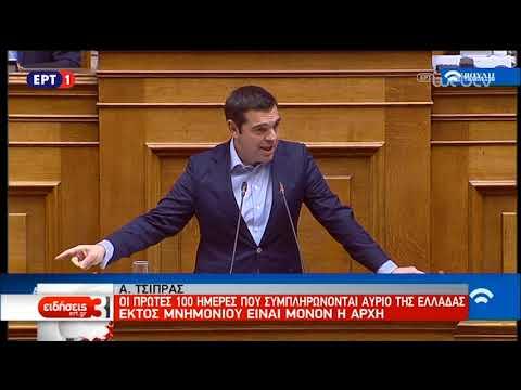 Α. Τσίπρας: Περίπου 710 εκατ. ευρώ για το κοινωνικό μέρισμα | 28/11/18 | ΕΡΤ