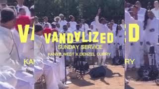 "KANYE WEST x DENZEL CURRY ""SUNDAY SERVICE"" by Jarreau Vandal"
