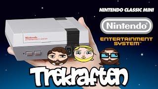VIDEO: NES Classic Mini - Packar Upp och Tar En Liten Titt