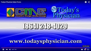 Sponsorship Opportunities for Today's Physician TV Show