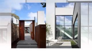 Дизайн частного дома от архитектора David Jameson
