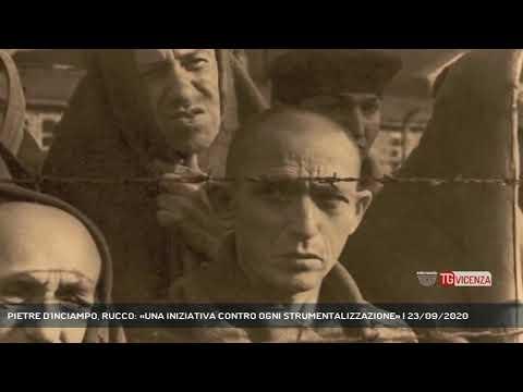 PIETRE D'INCIAMPO, RUCCO: «UNA INIZIATIVA CONTRO OGNI STRUMENTALIZZAZIONE» | 23/09/2020