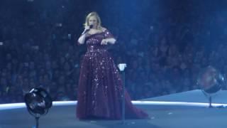 Adele - Water Under the Bridge (Melbourne, March 19) Video