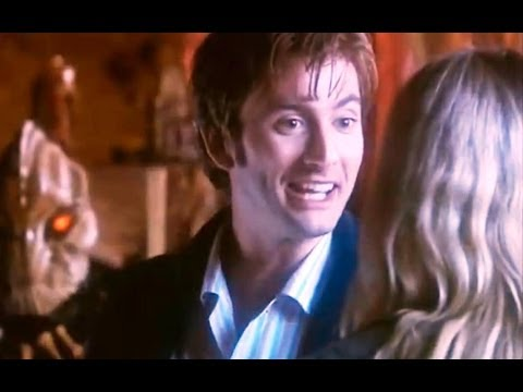 How do I look? | Doctor Who | The Christmas Invasion | BBC