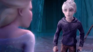 Jack Frost and Queen Elsa ~ Drama or Tragedy