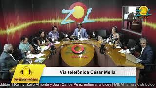 César Mella aclara la advertencia de Miguel Vargas de que lo quitará como director del IDSS