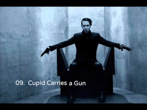 Marilyn Manson - Cupid Carries A Gun (видео)
