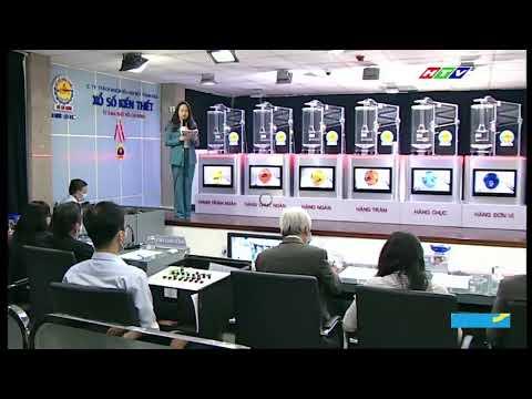 Xổ số kiến thiết TP.HCM    HTV1    12/09/2020