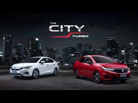 All new Honda City 2020 in Thailand