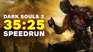 Video Dark Souls 3 Finished In 35 Minutes - Speedrun MP3, 3GP, MP4, WEBM, AVI, FLV September 2018