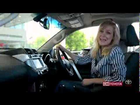2014 Toyota Prado Review