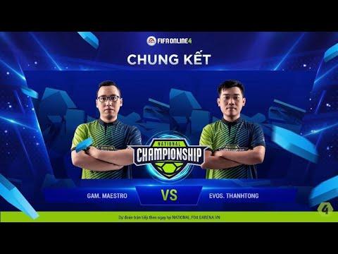 Trận Chung kết - GAM Maestro vs EVOS Thanh Tòng [NC2019S1 - 17.03.2019] - Thời lượng: 58 phút.