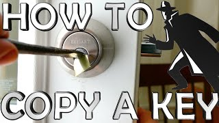Video How To Copy a Key Like a Spy MP3, 3GP, MP4, WEBM, AVI, FLV November 2017