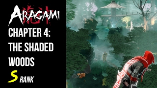 Aragami | Chapter 4: The Shaded Woods [S Rank] Walkthrough/Gameplay (Tenchu like game)