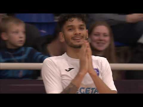 UEFA Futsal Champions League. Tyumen (RUS) vs Nove Vrijeme (CRO) - 3:3. Highlights