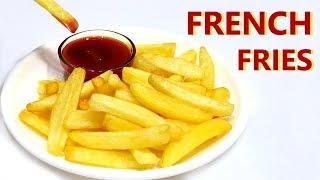परफेक्ट फ्रेंच फ्राइज बनाने की सीक्रेट रेसिपी | Easiest French Fries Recipe | KabitasKitchen