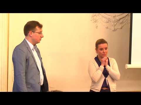 «УДАРНАЯ ВОЛНА» 2015. Мастер-класс - KATARZYNA MYCKA (Германия, Польша)