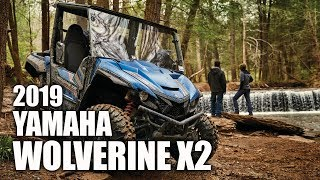 2. FIRST LOOK: All-New 2019 Yamaha Wolverine X2