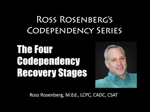 Codependency Recovery Stages. A New Theory. Hope for Love! Relationship Expert Advice