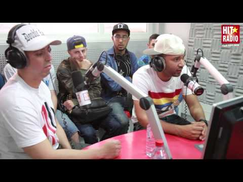 MASTA FLOW - LOTFI DK DANS LE MORNING DE MOMO SUR HIT RADIO - 08/05/14