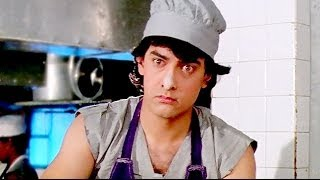 Aamir Khan Best Comedy Scenes - Andaz Apna Apna